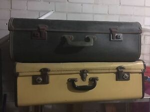 Vintage Luggage / Suitcases Kensington Eastern Suburbs Preview