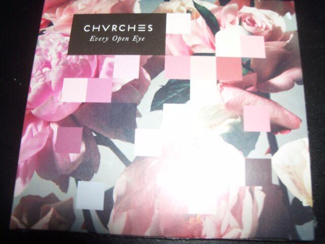CHVRCHES / Churches Every Open Eye (Australia) Bonus Tracks CD - NEW