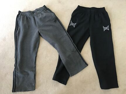 Adidas and Tapout Men's trackpants $15 FOR BOTH!!