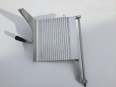 Univex Meat Slicer. Model 1000m 13 Blade  Fence