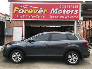 2013 MAZDA CX-9 CLASSIC 7 SEATER  WAGON Long Jetty Wyong Area Preview