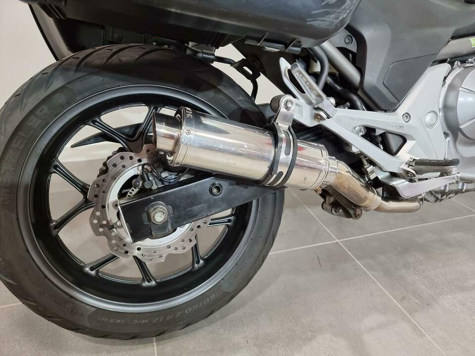 Honda NC700X in very good condition