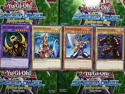 Yu-Gi-Oh Speed Duel: Arena of Lost Souls Common - YOU PICK FROM -