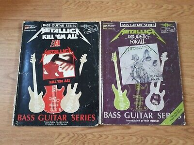 Metallica ...And Justice for All Sheet Music Easy Guitar NEW 002506856