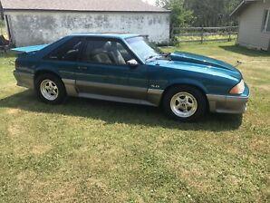 93 Mustang GT....331 Stroker