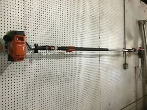 Stihl pole saw outdoor power equipment ebay pole saw tree trimmer rack stihl not weedeater weed eater racks enclosed trailer greentooth Image collections