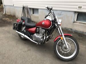 1996 Kawasaki Vulcan 500 trade for street bike