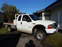 2005 Ford F250 Extra Cab Bongaree Caboolture Area Preview