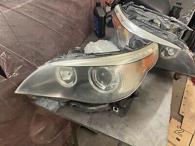 04 05 06 07 BMW E60 525i 528i 545i 550i Driver Left HID Headlight Headlamp OEM
