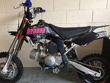 Braaap Pro Factory 190cc Race Bike + Spares Pack & Riding Gear Launceston Launceston Area Preview