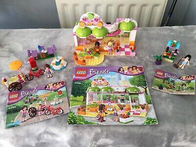 Lego Friends Bundle Juice Bar & 2 Sets