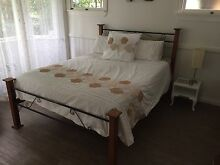 Beutiful Bed Frame (Must Sell) Cleveland Redland Area Preview