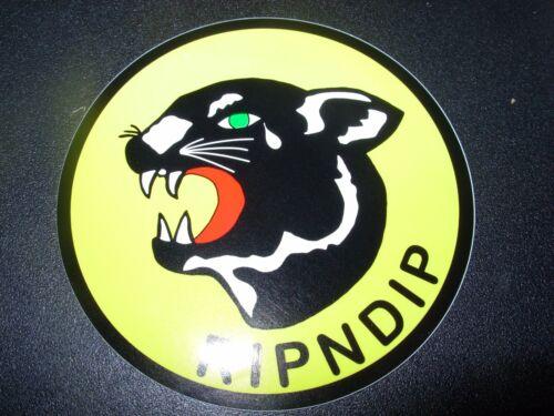 RIPNDIP Skate Sticker BLACK CAT rip n dip skateboards helmets decal 10