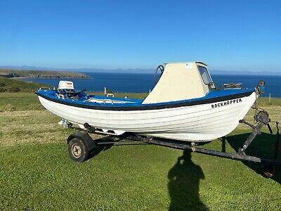 Starley Sea Nymph Fishing boat