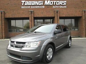 2012 Dodge Journey 4-CYL / 7 PASSENGER | BLUETOOTH | PUSH TO STA