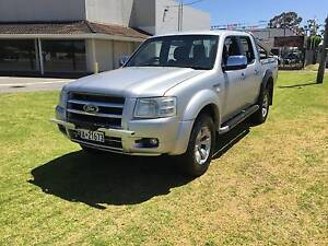 2008 Ford Ranger Ute 4x4 Turbo Diesel Manual Maddington Gosnells Area Preview