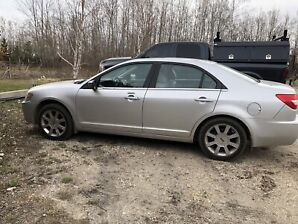 2009 Lincoln MKZ AWD with 170k kms