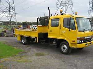 mitsubishi dual cab tipper Rowville Knox Area Preview