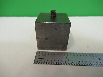 Pcb Piezotronics Triaxial Mounting Block For Accelerometer As Pictured 10-dt-t6