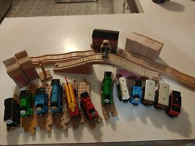 Thomas & Friends Wooden Railway Lot Thomas The Train And Other Railway 1998 2001