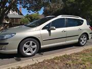 Peugeot 407 HDi Adelaide CBD Adelaide City Preview