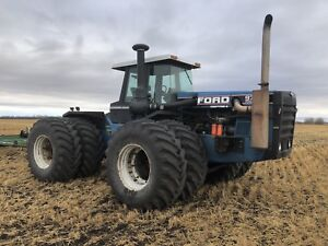 Versatile 976 Ford 4wd Tractor