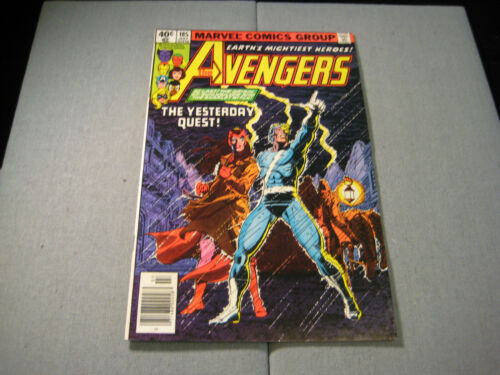 The Avengers #185 (1979, Marvel)
