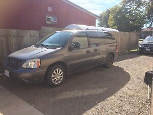 Ford free star 2005