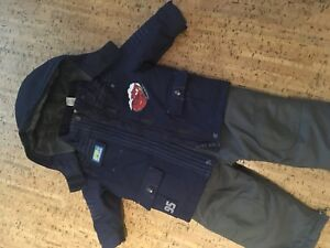 Jacket and snow pants size 12-18 months