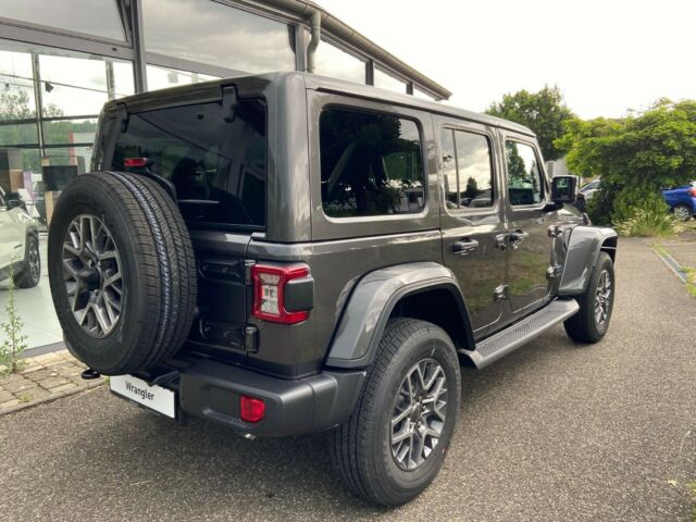 JEEP Wrangler Unlimited 80th Anniversary