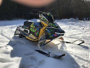 Skidoo 600rs/800 swap