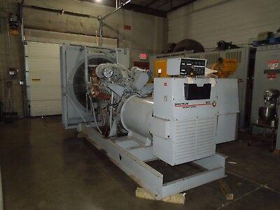 Spectrum Detroit Diesel 800ds60 825kw 1031kva 3ph 277480v Generator 298.6 Hours
