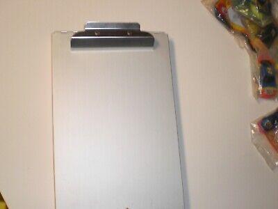 Metal Clipboard Storage Form Holder Portfolio Aluminum Metal Binder Single Layer