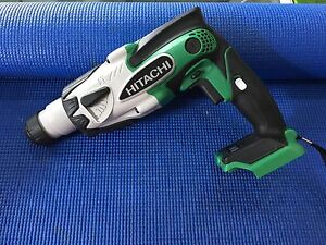 Hitachi DH18DSL 18V Li-Ion Slide SDS Plus Rotary Hammer Drill Brunswick East Moreland Area Preview