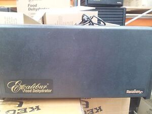 Excalibur Food Dehydrator for sale Lawson Blue Mountains Preview