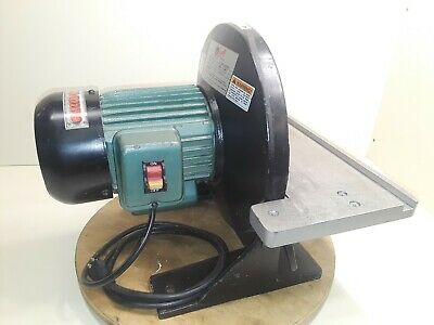 Grizzly G7297 12 Disc Sander