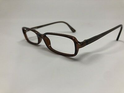 Authentic Europe International Eyeglasses Frames Tanner 01 50-16-135 Frame M170 (Eyeglasses Europe)