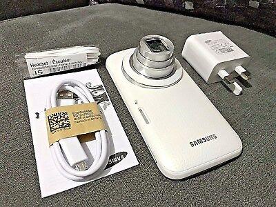 Samsung Galaxy K Zoom SM C115 4G LTE 20.7MP Smartphone Unlocked Shimmery White comprar usado  Enviando para Brazil