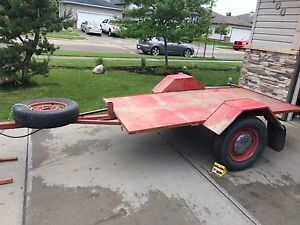 Utility trailer 4x8