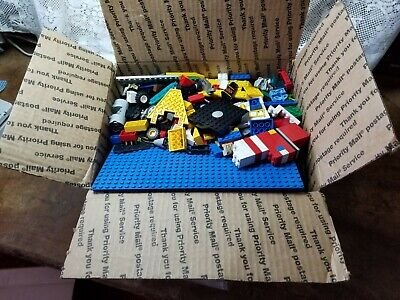 5 Lbs Bulk Assorted Clean Loose LEGO Pieces