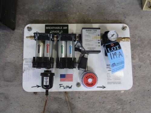 MARTECH MODEL ABM-725 BREATHABLE AIR MONITOR