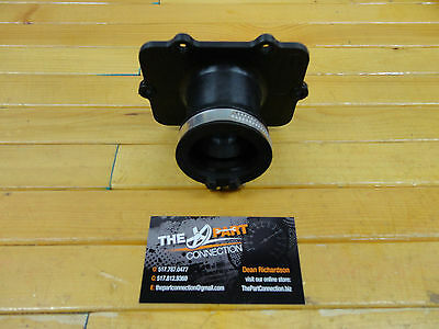 SPI CARBURETOR FLANGE/SOCKET CARB BOOT SKI DOO 550F REPLACES OEM #420867300 MXZ