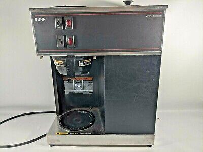 Bunn Commercial Coffee Pot Machine Vpr Wg Sn Vpr0211134 0400 Pour O-matic