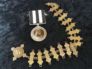 St John Ambulance Service Medal with 16 Bars (1945-60) + Order of St John Medal