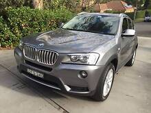 2011 BMW X3 F25 xDrive30d East Lindfield Ku-ring-gai Area Preview