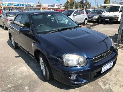 2005 Subaru Impreza Sedan, AUTOMATIC, FREE 1 YEAR WARRANTY