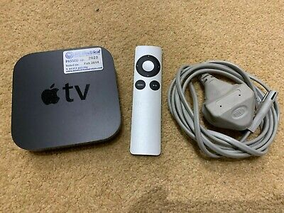 Apple TV (3rd Generation) HD Media Streamer - Model A1469