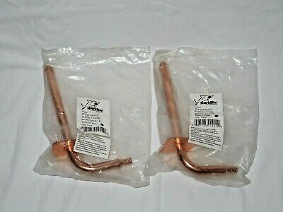 Sharkbite Copper Stub-out Pex Elbow With Earred Nailing Plate - 1 Each