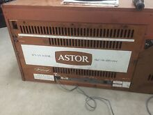 1966 astor tv unit R51G Rutherford Maitland Area Preview