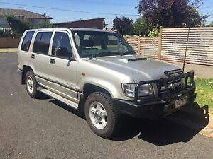 Holden jackaroo 2001 turbo diesel 4x4 Bell Post Hill Geelong City Preview